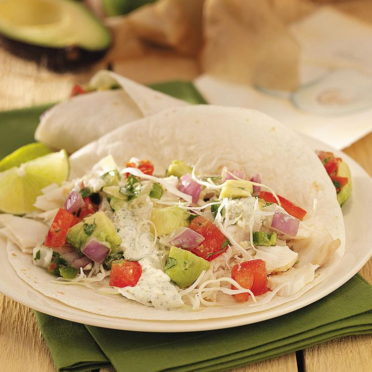 25 best ideas about halibut fish tacos on pinterest for Cod fish taco recipe