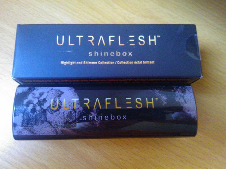 All  that beauty  things....: Swatch: Shinebox ULTRAFLESH