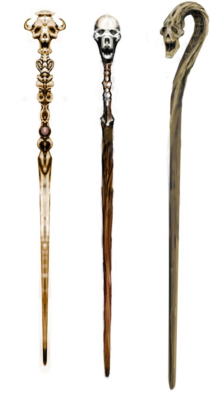 280 best potter craft images on pinterest fairy wands for Gregorovitch wand