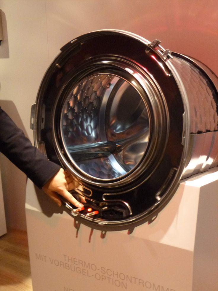 #Miele W1 washing machine #TwinDos #QuickPowerWash #Drum