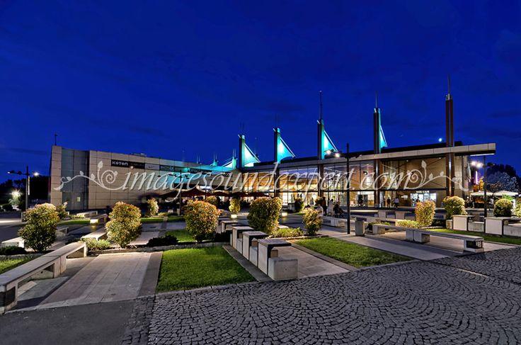 city mall park constanta, citynightscape, night photography,