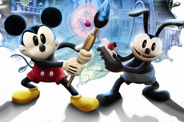 Oswald el Conejo de la Suerte se une a Mickey Mouse en 'Disney Epic Mickey 2: The Power Of Two'