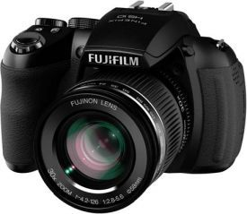 Fujifilm FinePix HS10 Review Image