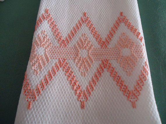 Apricot Jewel Towel
