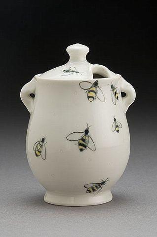 Beehive Honey Pot Tea Rooms