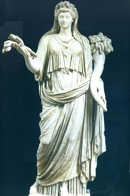 Τέχνης Σύμπαν και Φιλολογία: Η τέχνη στην αρχαία Ρώμη. Art in Ancient Rome
