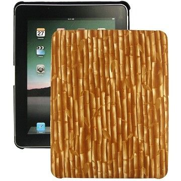Bamboo (Gyllen) iPad Deksel