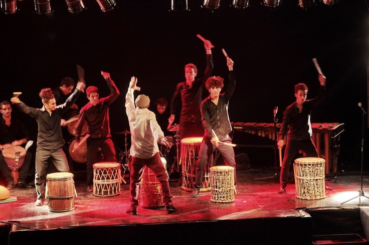 Afrodrums all'Hiroshima Mon Amour. 20 settembre 2012
