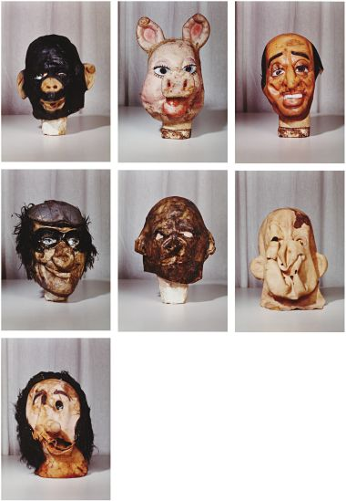 Paul McCarthy – Masks