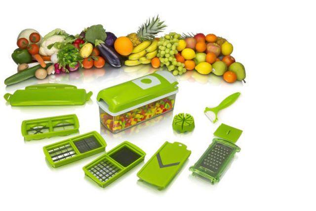 11-in-1 Fruit & Vegetable Slicer