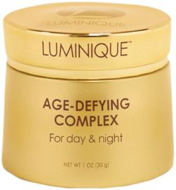 we can start using anti aging skincare products from reliable brands such as #Luminique.
