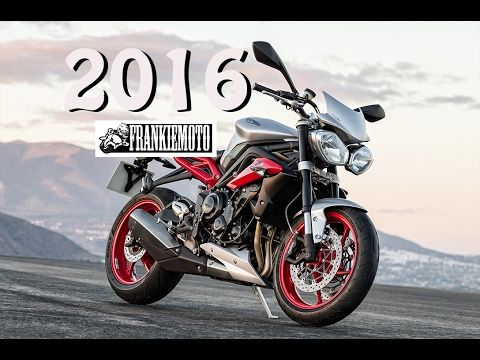 In case you missed it, here you go 🙌 Triumph Street Triple R 2016 Review en Español https://youtube.com/watch?v=phTRcfwTACY
