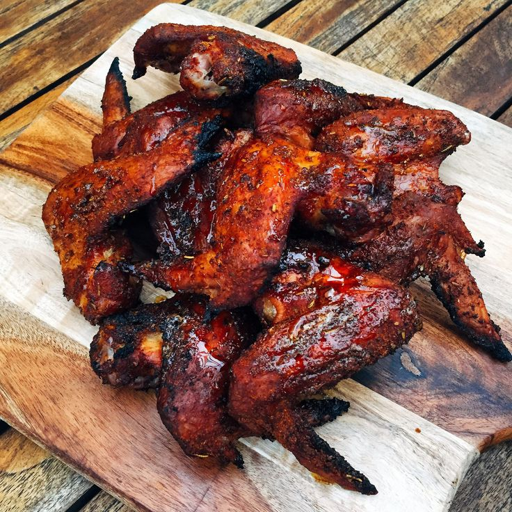 Epic Smoked Chicken Wings : moonshinebbq au