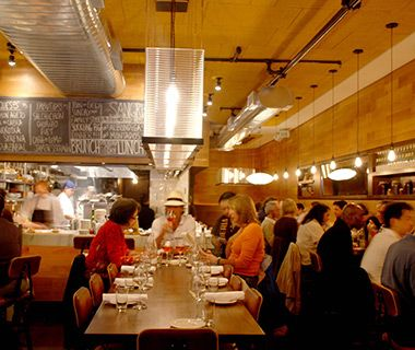 Best Restaurants Open on Christmas: Boqueria, New York City