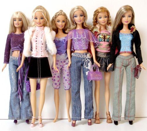 Fashion Fever Barbie   por chococat85