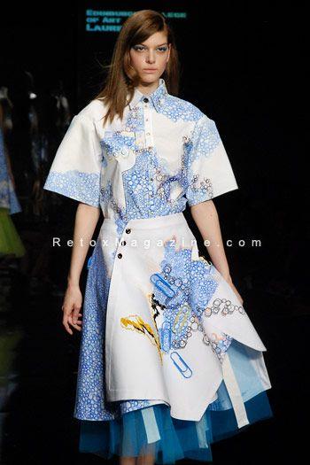 Lauren Smith - Graduate Fashion Week 2013 Gala Awards Show, image9