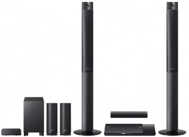 Sony BDV-N890W - Odtwarzacz Blu-ray Disc™ Full HD 3D, dźwięk przestrzenny 3D, 1000W, 4 głośniki zcieczą magnetoreologiczną, Wi-Fi®. http://www.sony.pl/product/hch-systems-with-blu-ray-disc/bdv-n890w
