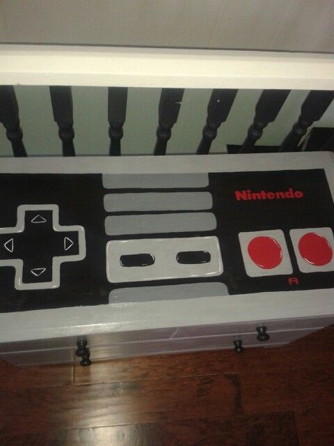 Nintendo controller storage chest & 99 best Damage Control Upcycled Art images on Pinterest