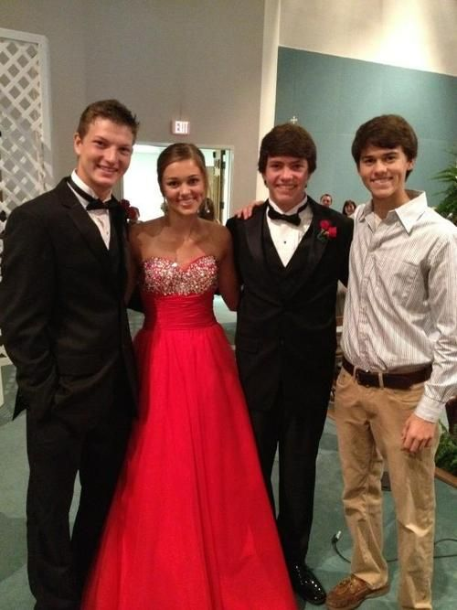 Cole and John Luke Robertson<3 (the 2 on the right)