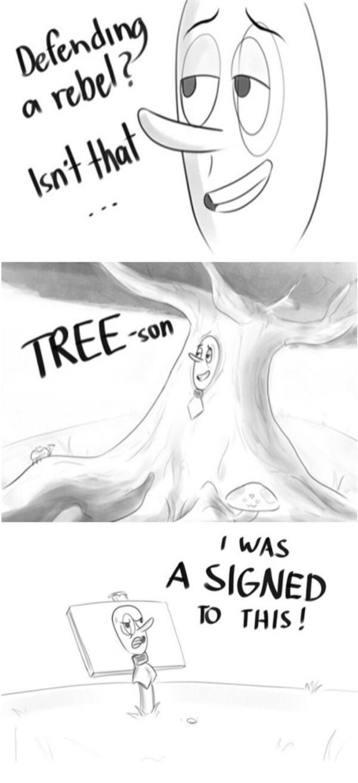 Some top-quality Zircon puns | Steven Universe | Know Your Meme