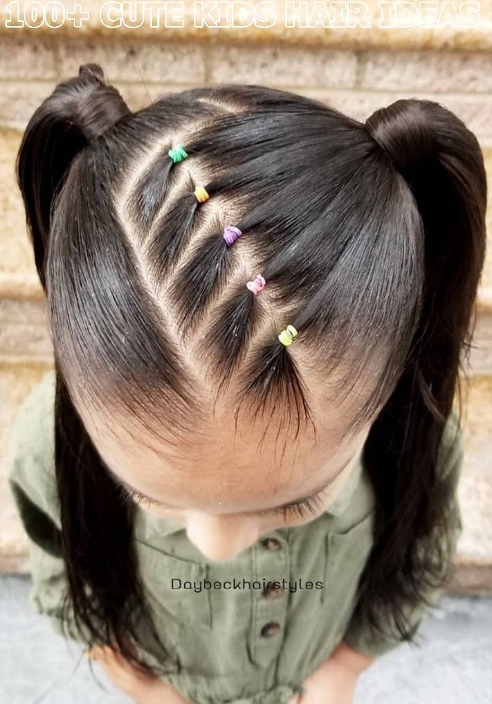 16 Lovely Kids Braided Hair Ideas For 2020 New Trendy Hair Ideas