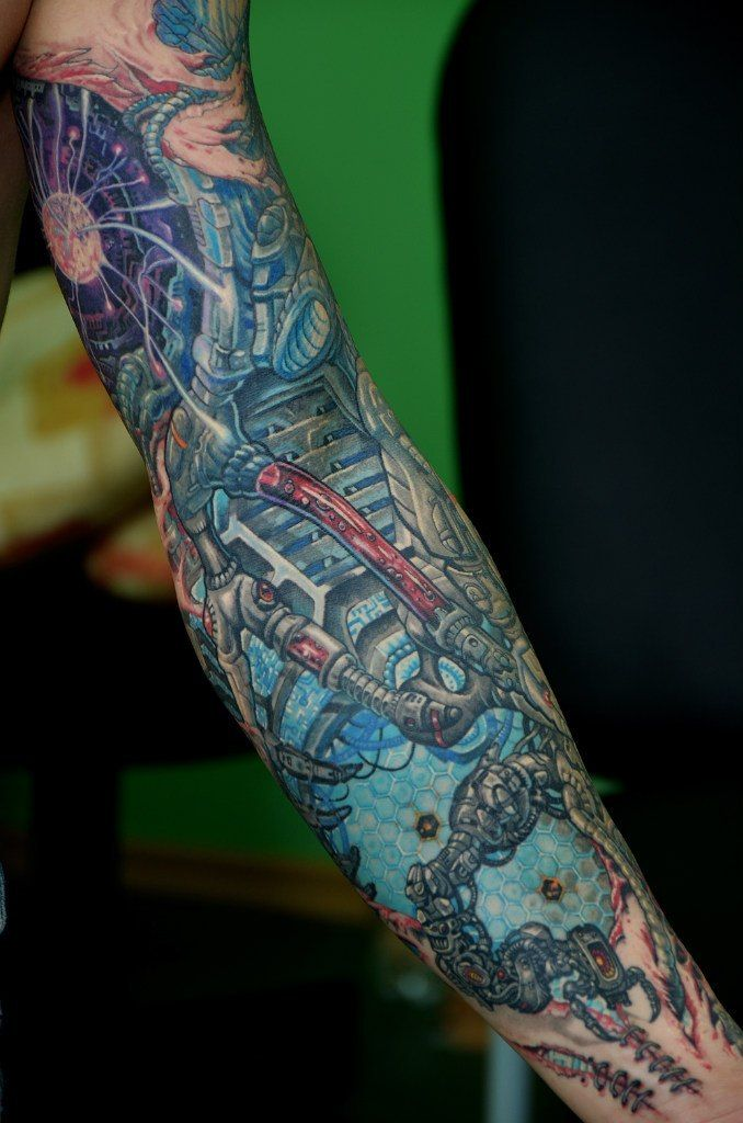 Images Of Biomechanical Tattoos: 31 Best Images About Biomechanical Tattoo On Pinterest