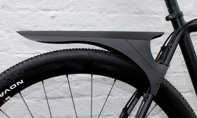 Life In The Saddle: Review: Tate Labs Rain Fly Rear Mudguard