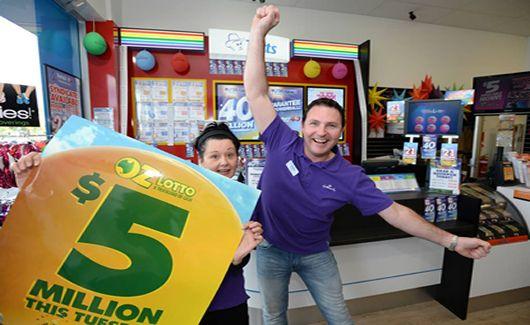 Lotto In Australia