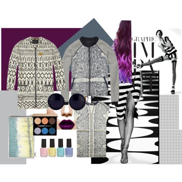 Deep purple by differentfashioncz on Polyvore featuring BCBGMAXAZRIA, Lancôme, BP. and Mercedes-Benz