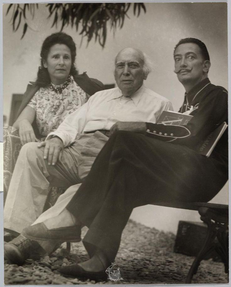 galathe notary dali and salvador dali 1948 - Salvador Dali Lebenslauf