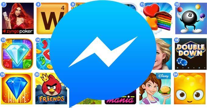 Facebook Messenger pode lançar plataforma de jogos no app