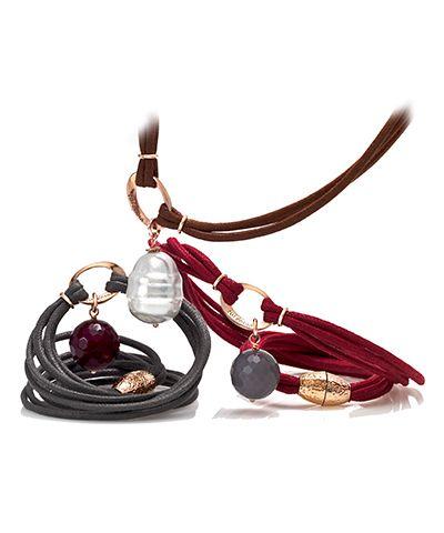 Collana girocollo collezione Dinamica