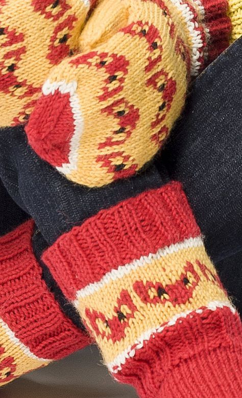 Kettukarkkiasusteet Novita 7 Veljestä | Novita knits
