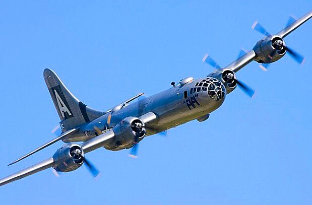 CAF Boeing B-29 Superfortress.