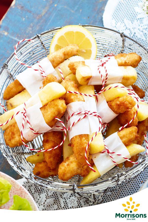 Fish 'n' Chip Pick-ups