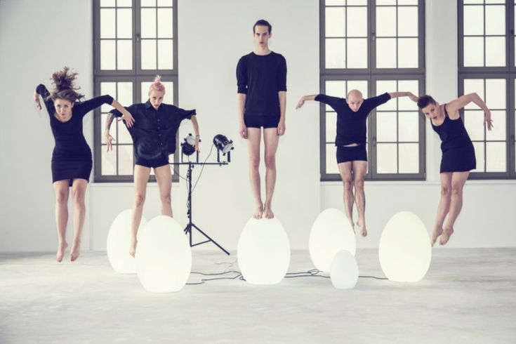 So eggcited! | Nunoni | design modern lamp egg