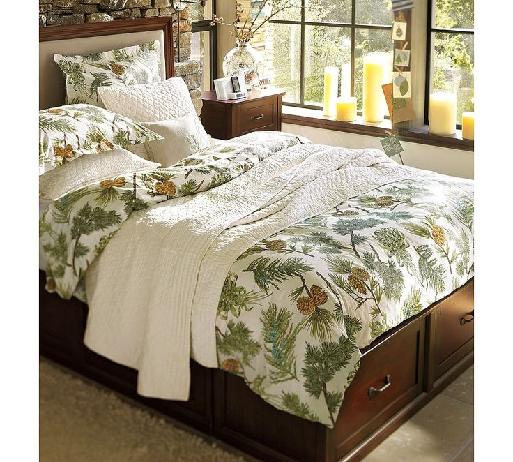 Pottery Barn love... (With images) Bed frame with