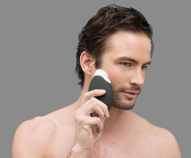 how to use foreo luna 2 men