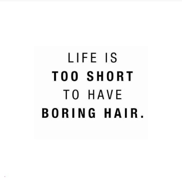Haircut Quotes Tumblr