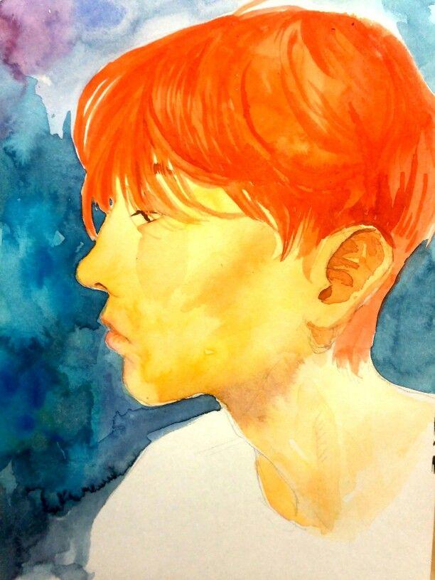 GD #watercolor