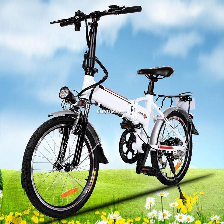 18.7 inch Wheel Aluminum Alloy Frame Folding Mountain Bike Cycling ESY1