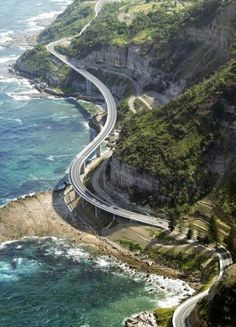 Great Ocean Road drive, Australia.