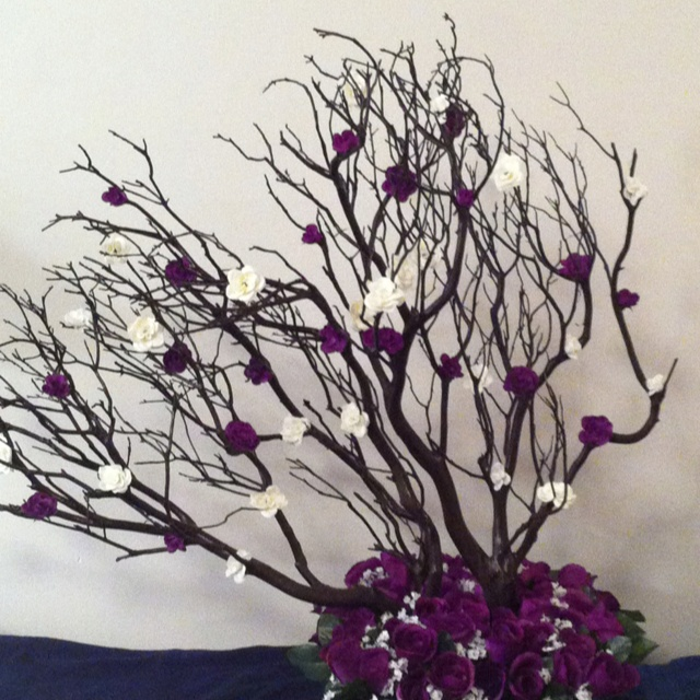Wish Tree - Purple Theme