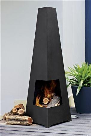 Cool wood burner