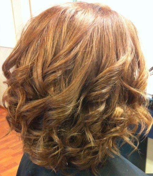 SUKLAAN RUSKEAT HIUKSET - BROWN HAIR - brown caramel hair
