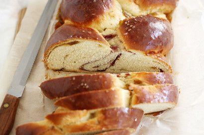 Fig, Raspberry and Sea Salt Challah | Tasty Kitchen: A Happy Recipe ...