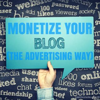 There are countless methods to monetize your blog. This post focuses on the best advertising methods to start making money through blogging.