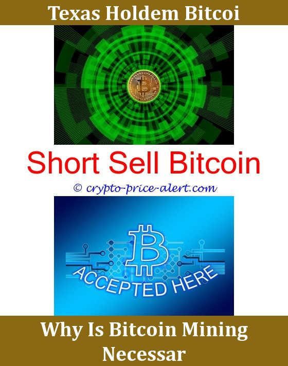 can i short sell cryptocurrency