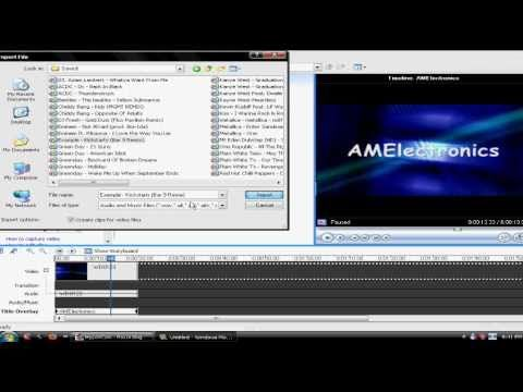 how to add subtitles in windows movie maker