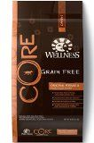 nice Wellness CORE Natural Grain Free Dry Dog Food, Original Turkey & Chicken, 26-Pound Bag